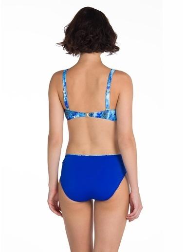 Dagi Luplu Bikini Takım Saks